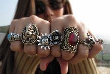 Jewelry....  / by Katie Downs
