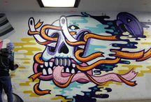 Graffiti Moodboard