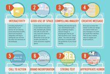 Infografica / Raccolta di infografiche generiche, dal web al food