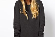 // Sweatshirt Weather / http://styleandsucre.com/sweatshirt-weather/ / by Jerrell Green
