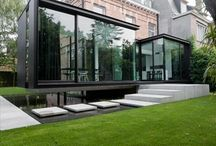 Architecture [Exterior & Outdoor] / by Fred Goulart