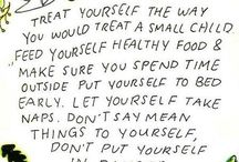 self love / reminders for the ultimate love