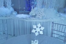 Winter Wonderland Theme / by Ashley Verhagen
