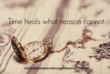 Favourite inspiring quotes