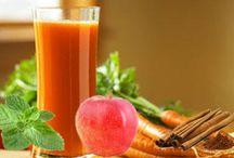 Gyümölcs- és zöldséglevek a haj egészségéért