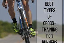 Cross Training / cross training, exercise, XT, swimming, biking, running, swimmer, biker, runner, triathlon, run, runner, running plan, injury, running injury,