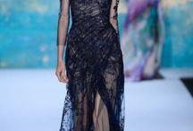 Dresses fan / Me encantan los vestidos de Marchesa, Elie Saab, Zuhair Murad, Rami Kadi ....Valentino, Chanel....todos son absolutamente increíbles .... / by Susana Bagnera