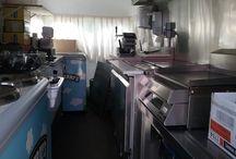 Food Truck / Fabricación de vehículo Food truck, comida rápida