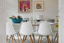 Dining Room / Dining room decor / breakfast nook design / by Petite Party Studio