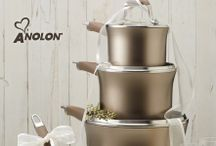 "Love, Anolon® 2014 / From ""I Will"" to ""I Do,"" find your inspiration for the events leading up to your Big Day... all so you can keep celebrating long after the reception is over. ♥, Anolon® / by Anolon® Gourmet Cookware"