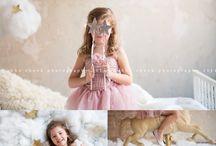 Детские фотосессии девочки