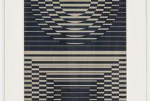 Art history:Op art / Victor Vasarely, Julian Stanczak, Richard Anuszkiewicz, Jesus Rafael Soto