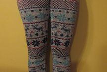 Winter leggings