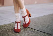 Shoes / I love shoes.