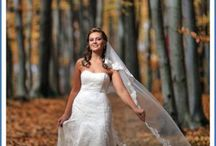 Wedding Photos in Autumn