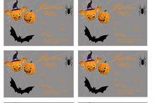 inviti per halloween