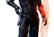 Videogames - Mass Effect