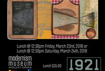 2018 Modernism Museum Events
