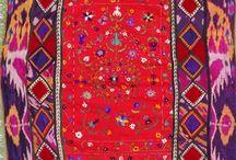 Uzbekistan Art- Suzani