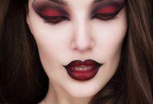 haloween make up
