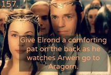 bucket list Tolkien