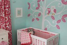 Girls Bedroom / by Heather Davidson-Thornton