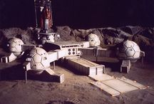 Graphics Moon Base