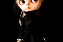"My custom Blythe Doll ""Holly"""