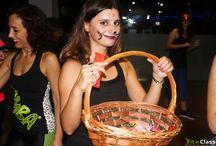 Fit in Class- Massport Halloween Zumba Etkinliği / Massport Spor Kulübü'nde Halloween'a özel gerçekleşen kostümlü zumba etkinliği