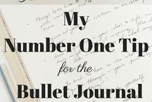 8- Bullet journal