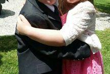 Katie and Andy's Wedding #kinseywedding4112014