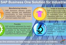 SAP Business One Solutions For industry