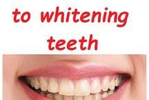 Hampaan valkaisut