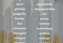 Espanol: la ciudad