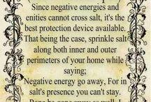 Positive energy/life