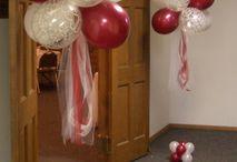 Graduation party ideas / by Dina Voss