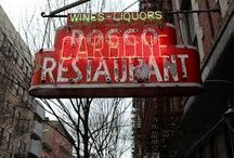 Restaurant To Try in NYC / Carbone / by Kelly Canales