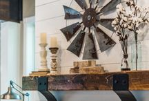 Fireplace Inspirations / Sharing amazing fireplaces and mantle decor