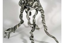 Daniel Wiener   Sculpture / by Mozumbo Contemporary Art
