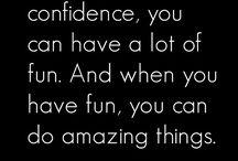 selfconfident