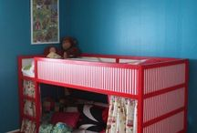 Kids Bedrooms / by Huppie Mama