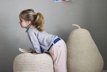 crochet sittingbag
