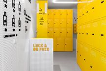 Locker escolares