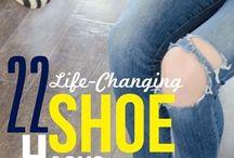 Shoes hack