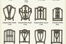 furniture drawings / bútor rajzok