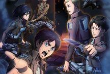 Anime Attack on Titan