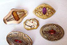Антикварные украшения. Коллекция / Antique and vintage jewelry