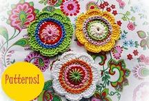 Haken Crochet / Crochet / by Mirj❤m
