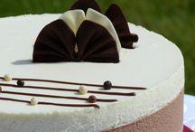 dessert / des desserts tres variés
