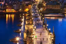 Beauty Spots of Prague, Czech Republic